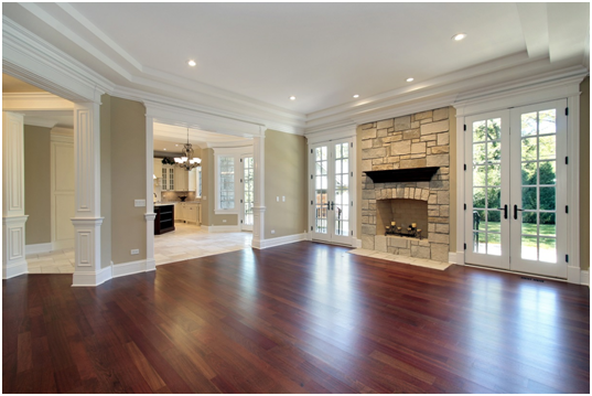 Kuhn Flooring has a wide selection of hardwood flooring available today
