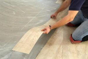 Luxury Vinyl Plank: Kuhn Flooring