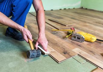 Laminate flooring installation Florida