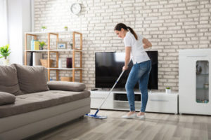 Hardwood Flooring is durable and can last a long time in your Plantation home