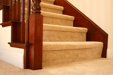 Kuhn Flooring and Your Carpeted Steps