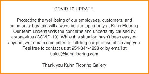 Kuhn Flooring Store Coral Springs Florida